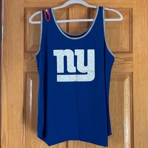 NFL Juniors NY Giants Tank